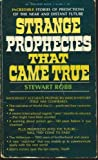 img - for Strange prophecies that came true (Ace star book, K-228) book / textbook / text book