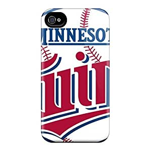 Luoxunmobile333 Samsung Galasy S3 I9300 Well-designed Hard Cases Covers Minnesota Twins Logo Protector