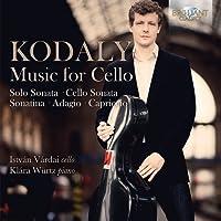 Kodaly: Music for Cello