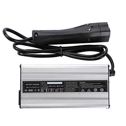Anweer New 48V/6A RXV Golf Cart Battery Charger Star Ez Go Club Car DS EZgo TXT Yamaha by Anweer (Image #4)