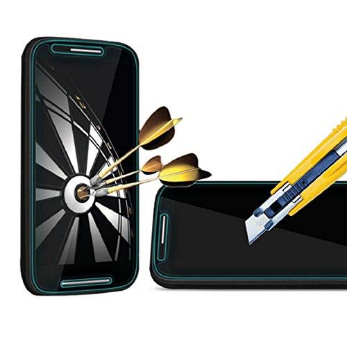 Changeshopping(TM) Tempered Glass Membrane Screen Protector Film for Motorola Moto E