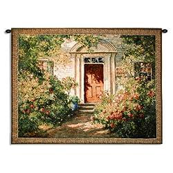 Grandma's Doorway Tapestry