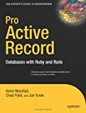 Pro Active Record, Kevin Marshall and Chad Pytel, 1590598474