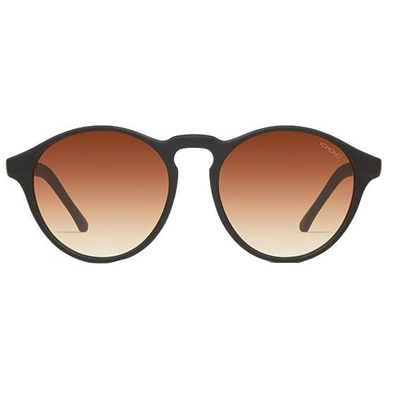 Womens Logan Optical Frames, Black (Black Matte), 52 Komono