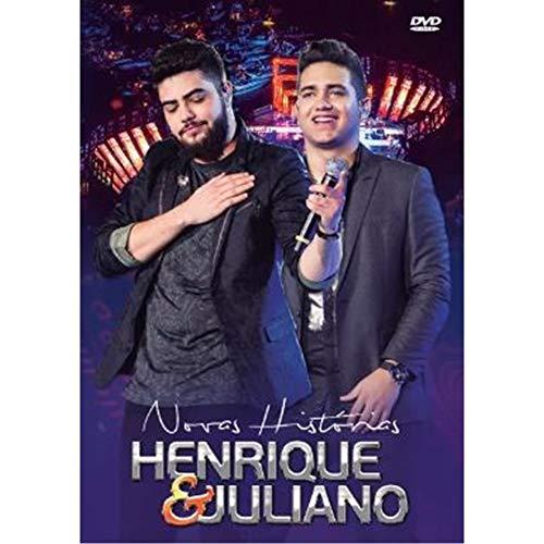 HENRIQUE & JULIANO - HENRIQUE & JULIANO - NOVAS HISTORIAS - D