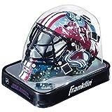Franklin Sports NHL League Logo Colorado Avalanche Mini Goalie Mask