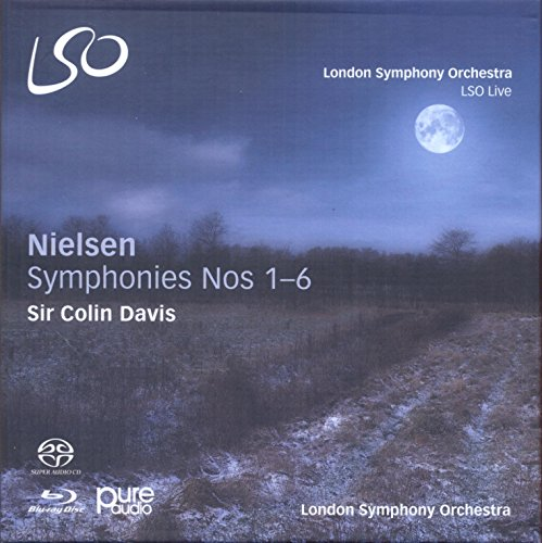 Nielsen: Symphonies Nos.1-6