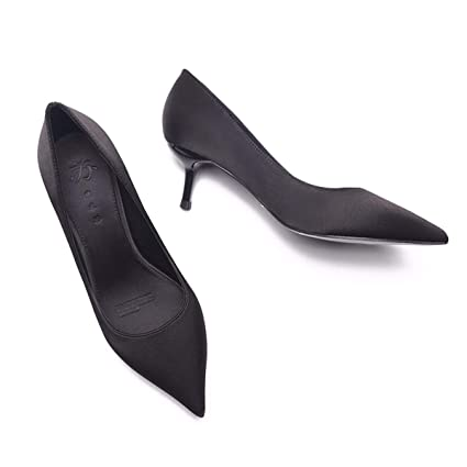 a77167ff47c58 Amazon.com : GTVERNH Women's shoes/fashion/Autumn With Fine Pointed ...