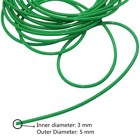 YUIOLIL Garden Hose Expandable 3/5 Mm Pipe Family Water Pipes 3 Sizes 10M 20M 40M Drip Irrigation System Capillary,40M