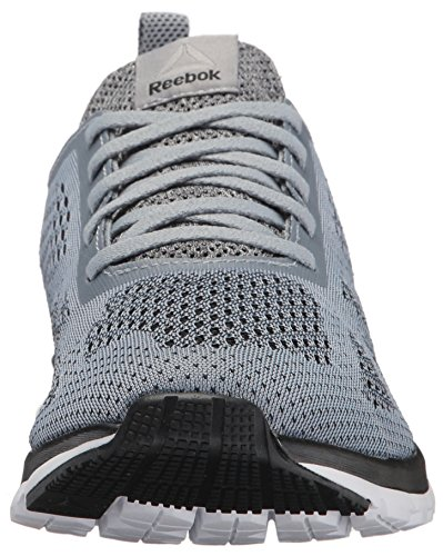 Reebok Ultk Grey Print Men's White Running V Clip Smooth Shoe Black Meteor rBr1qwIF