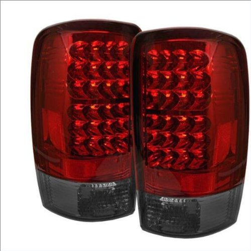 Spyder LED Euro / Altezza Tail Lights 00-06 Chevrolet Suburban 1500