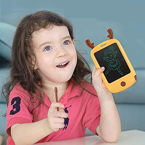 Abolish 4.4 in LCD Writing Tablet Electronic Drawing Board Doodle Board Graphics Tablets