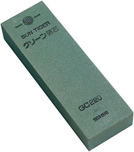 グリーン砥石朝日虎 GC220 205×66×34
