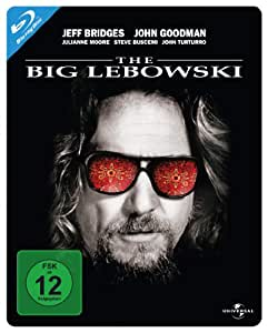 The Big Lebowski - Steelbook [Alemania] [Blu-ray]