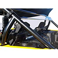 Spike Powersports Yamaha YXZ Rear Polycarbonate Windshield