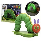 Musical Nightlight and Baby Sleep Soother - Eric Carle's The Very Hungry Caterpillar Touch Activated Night Light - 4 Modes of Light and Sound