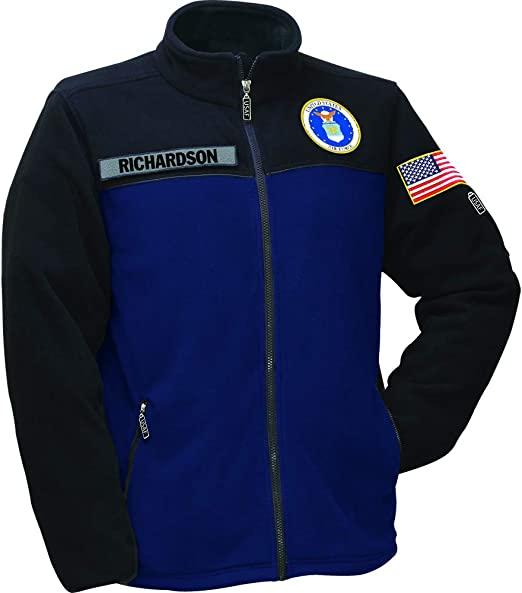 ADS Tactical Polartec High Loft Fleece Jacket US Military Fleece Base Jacket