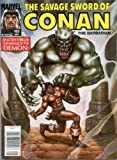 The Savage Sword of Conan the Barbarian No. 185