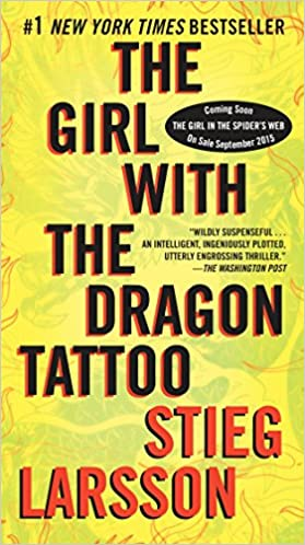 Amazoncom The Girl With The Dragon Tattoo Millennium
