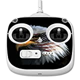MightySkins Protective Vinyl Skin Decal for DJI Phantom 3 Standard Quadcopter Drone Controller wrap Cover Sticker Skins Eagle Eye