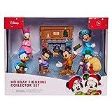 Holiday Figurine Collection Mickey's Christmas