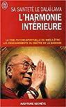 L'harmonie intérieure par Dalaï-Lama