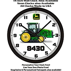 Muscle Car Memories John Deere 8430 Tractor Wall C