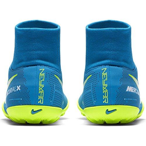 Nike Jr Mercurialx Vctry6 Df Njr Tf - blue orbit/white-blue orbit-ar