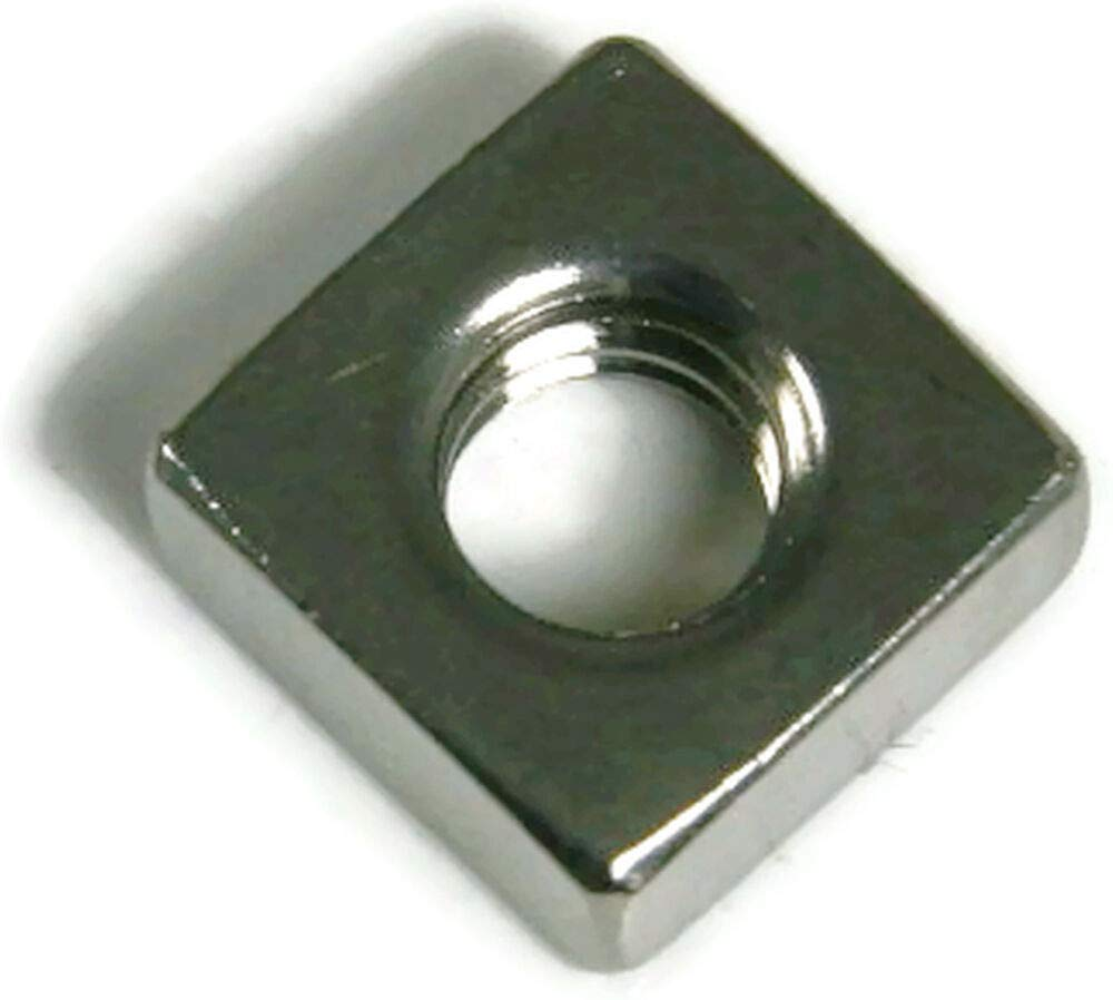 Stainless Steel Square Nuts UNF #10-32, Qty 250 by imvera