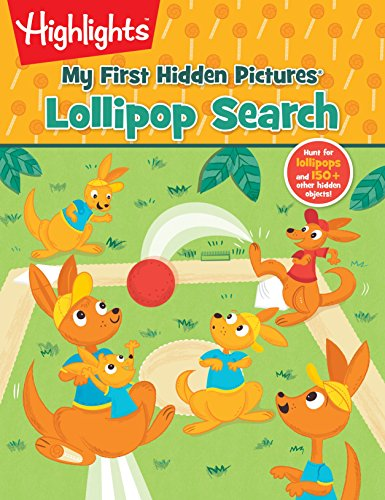 Lollipop Search (Highlights™  My First Hidden Pictures®) ()