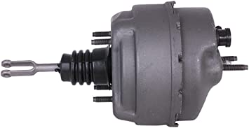 Power Brake Booster-Vacuum Cardone 54-74826 Reman