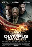 Olympus Has Fallen (2013) 27 x 40 Movie Poster Gerard Butler, Aaron Eckhart, Finley Jacobsen, Dylan McDermott, Rick Yune, Morgan Freeman, Style A