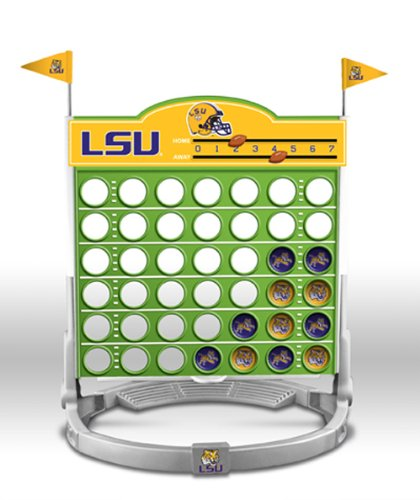 connect-four-ncaa-game-louisiana-state-university-fighting-t