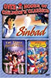 Sinbad / The Three Musketeers / The Count of Monte Cristo