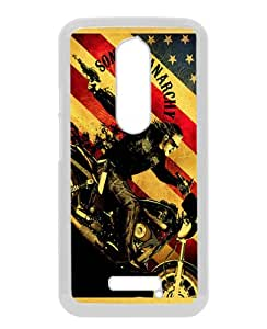 Sons Of Anarchy TV Series White Special Custom Picture Design Motorola Moto X 3rd Generation Phone Case