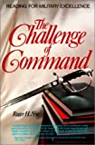 Book cover for Challenge of Command