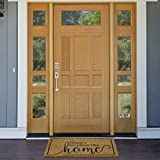 Achim Home Furnishings PCM1830DO6 Dorothy Printed Coir Door Mat, 18' x 30'