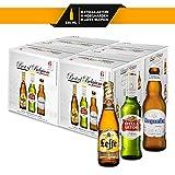 Best Of Belgium 6 Pack 300 Ml: Stella, Hoeegarden Y Leffe