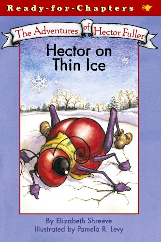 Hector on Thin Ice (Ready-For-Chapters Book 4)
