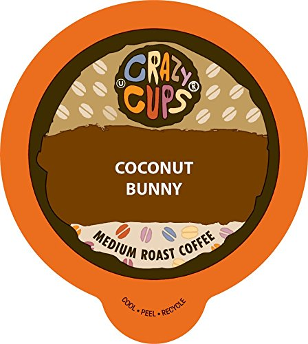 Crazy Cups Flavored Brewers Coconut