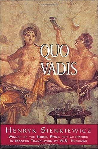 Book Quo Vadis?