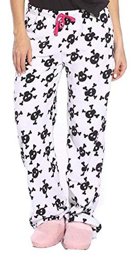 (4639-2X Just Love Women's Plush Pajama Pants - Petite to Plus Size Pajamas)