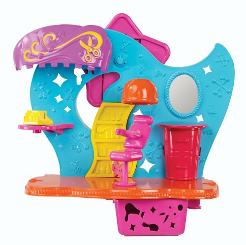 Polly Pocket Wall Party Salon Playset