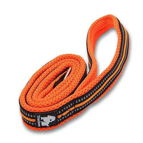 Reflective Walking Training Padded Orange Large product image