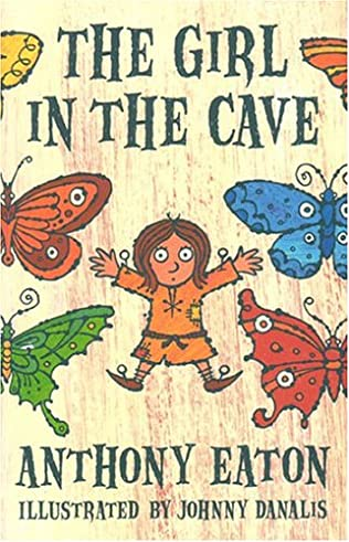 book cover of Girl In The Cave
