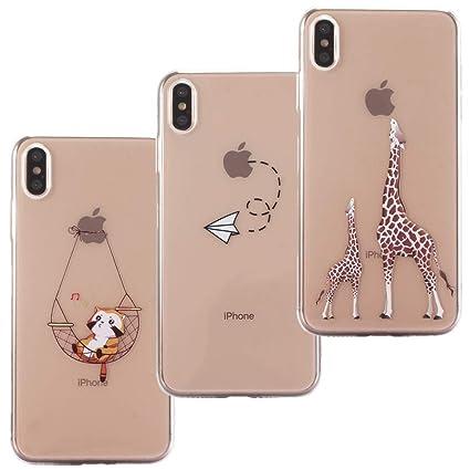 Everainy (3 Paquete) Funda iPhone 6 Plus/iPhone 6S Plus ...