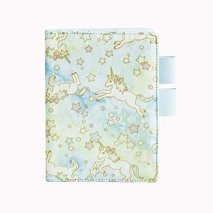 YWHY Cuaderno Unicornio Japonés Planificador De Pintura ...