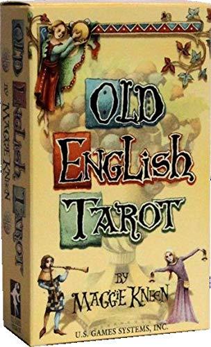 USG-JEUX Kneen, M: Old English Tarot: Amazon.es: Kneen, Maggie: Libros en idiomas extranjeros