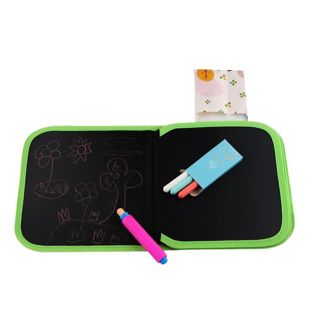 tapis de dessin de natte de doodle planche /à dessin portative denfants /écrivent et apprennent le jouet innovateur pour l/éducation t/ôt Starter Doodle magique de voyage