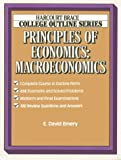 Principles of Economics : Macroeconomics, Emery, David E., 0156015862